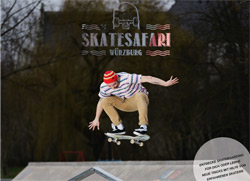 skater park safari