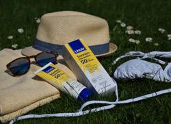 Sonnenschutz Sonnencreme