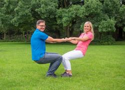 Sport Paar